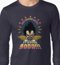 Over 9000! Long Sleeve T-Shirt