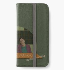 Troy and Abed in the morning! iPhone Wallet/Case/Skin