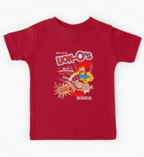 Lion-O's Cereal Kids Tee