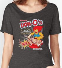 Lion-O's Cereal Women's Relaxed Fit T-Shirt