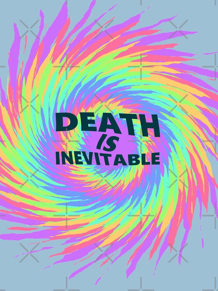 Death is inevitable by FandomizedRose
