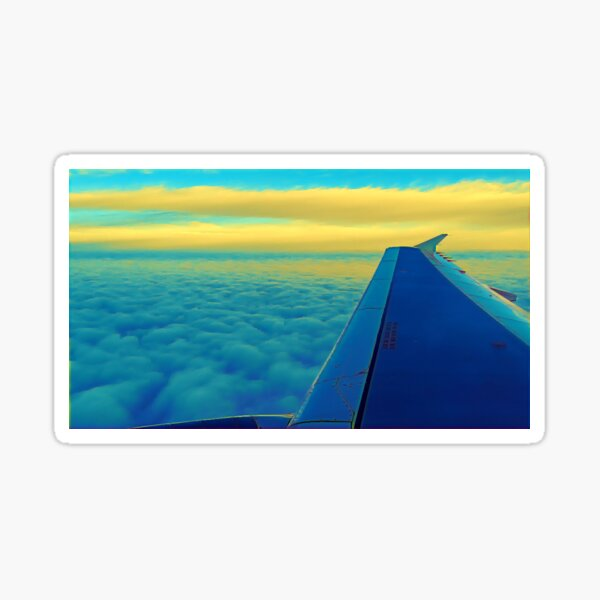 Summer Travel Sticker