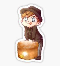 Fall Out Boy Dessert Aufkleber - Patrick Sticker