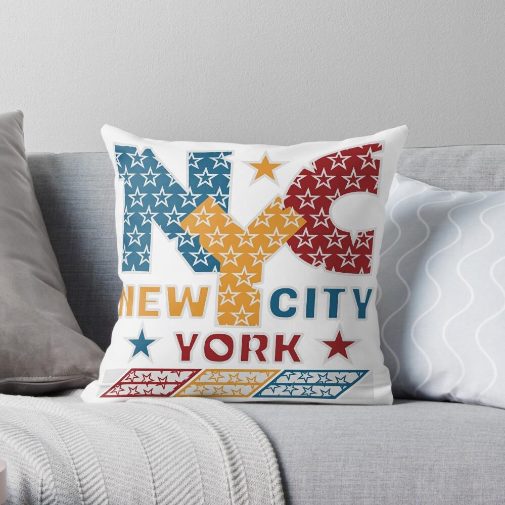 NYC Dekokissen