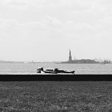BATTERY PARK, NEW YORK CITY - 2016 by SeenbyRJF