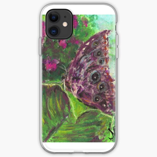Perched (Pastel) iPhone Soft Case