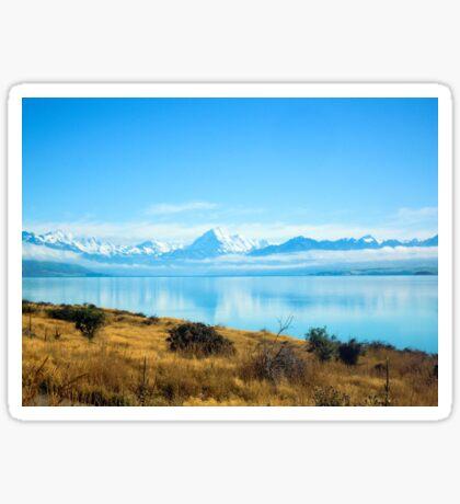Blue Mountains Sticker