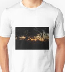 Drive By Sunset Unisex T-Shirt