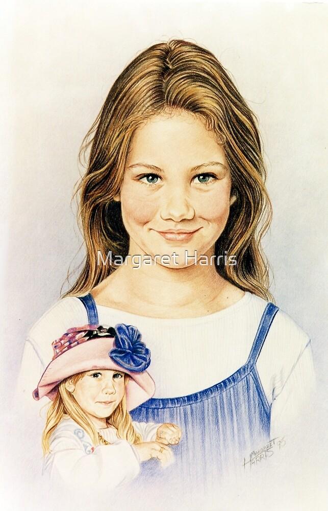 Portrait of Emily by Margaret Harris
