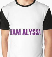 Team Alyssa Edwards All Stars 2 Graphic T-Shirt