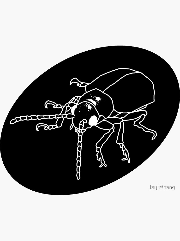 Dessert Insect with Shadow (Metal Punk theme) by Jay-Whang-Arts