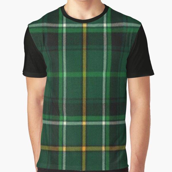 Celtic Tartan Graphic T-Shirt