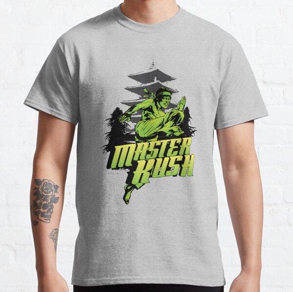 Master Kush Cannabis  Strain Art Classic T-Shirt