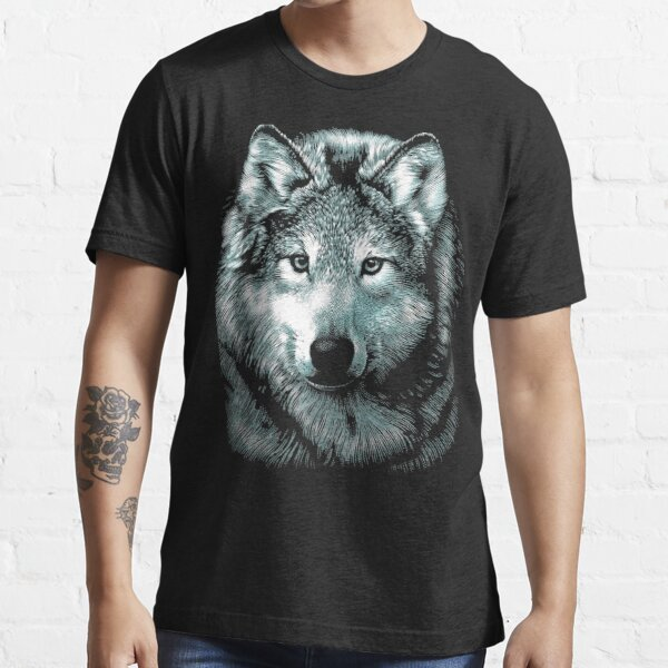 Wolf Face Essential T-Shirt