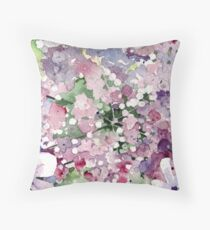 Lace Cap  Throw Pillow