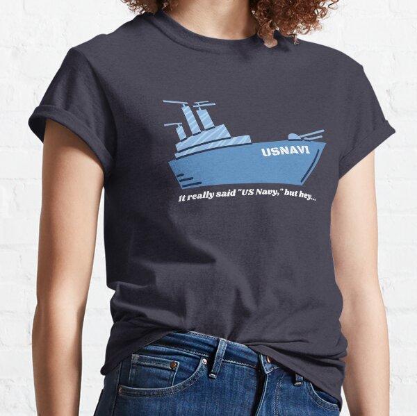 Usnavi Ship Classic T-Shirt
