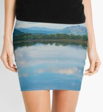 Beautiful Landscape viewed from Porthmadog Mini Skirt