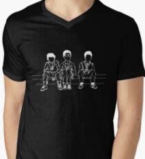 Sam, Bill & Neal Men's V-Neck T-Shirt