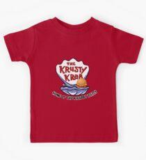krosse Krabbe Kinder T-Shirt