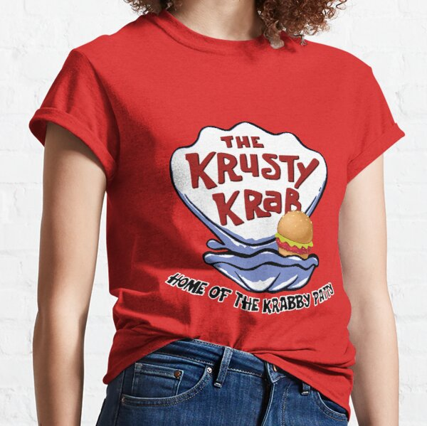 Krusty Krab Classic T-Shirt