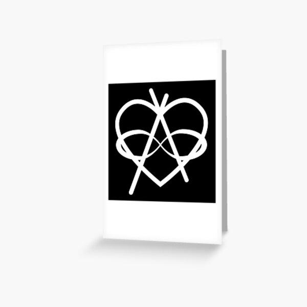 PRA - Polyamorous Relationship Anarchy II Greeting Card