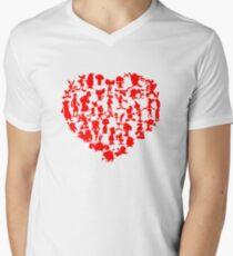 I Love Cartoons T-Shirt