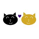 Smitten Kittens by Amanda Vontobel Photography/Random Fandom Stuff
