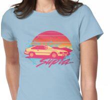 Supra Sunrise Womens Fitted T-Shirt