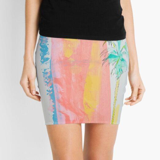 Palm Reader  Mini Skirt