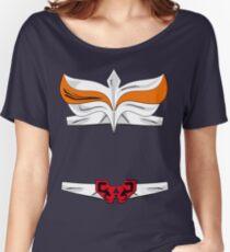 Saint Seiya Armor Ikki Women's Relaxed Fit T-Shirt