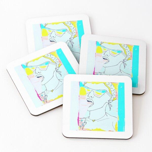 Sweet Treat Coasters (Set of 4)