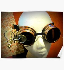 Steampunk Goggles 1.0 Poster