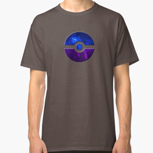 Pokeball / Space / Mew Classic T-Shirt