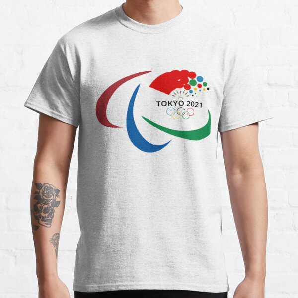 2021 Olympic and Paralympic Games Classic T-Shirt