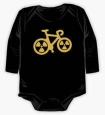 Radioactive Bicycle One Piece - Long Sleeve