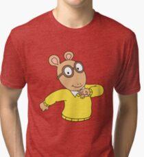 ARTHUR MEME Tri-blend T-Shirt