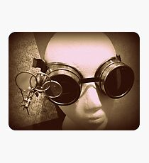 Steampunk Goggles 1.1 Photographic Print