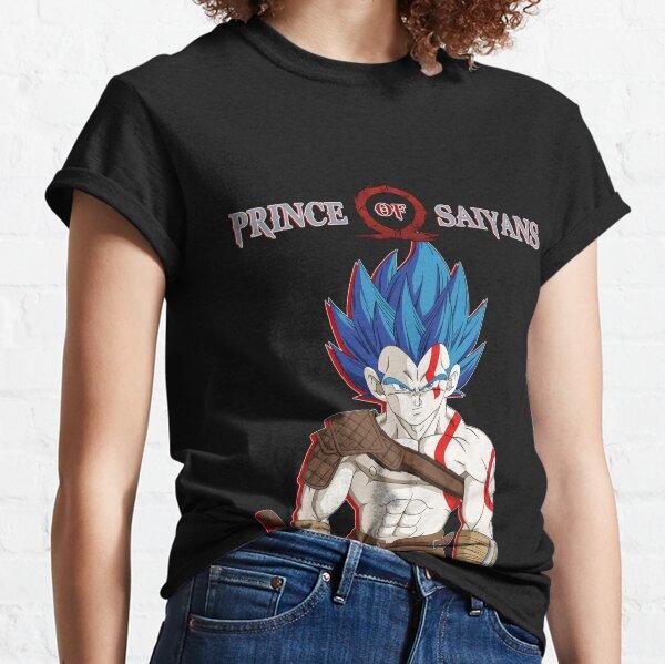 Prince Of Saiyans Classic T-Shirt