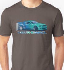 Kiss The Wall Mustang Drift JDM T-Shirt