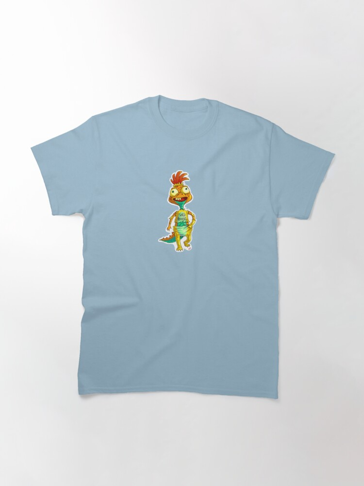 Alternate view of Shed Happens Classic T-Shirt