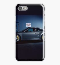 Garage Porsche  iPhone Case/Skin