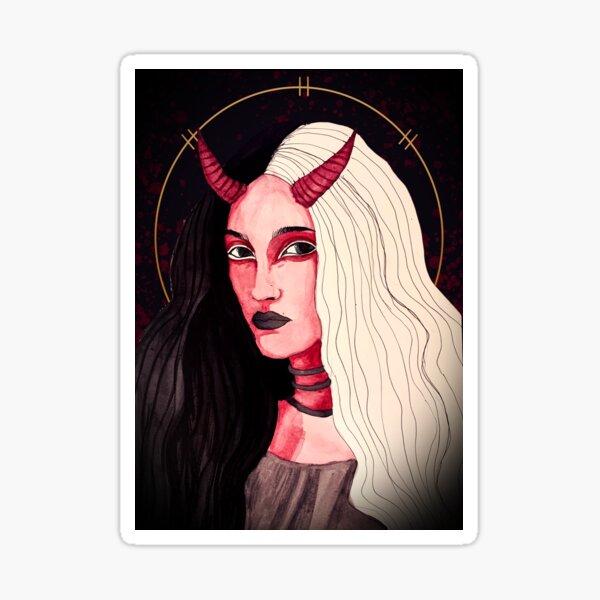 Lucia Sticker
