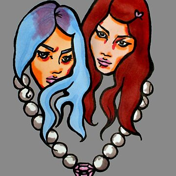 Sisters by michli