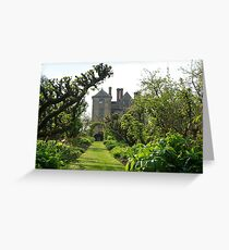 To The Manor 'Borne Greeting Card