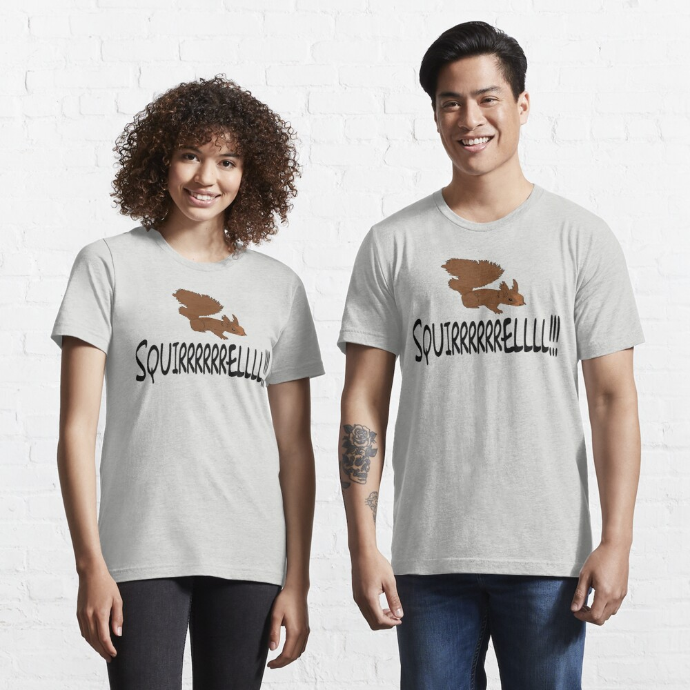 Christmas Vacation Quote - Squirrel!  Essential T-Shirt