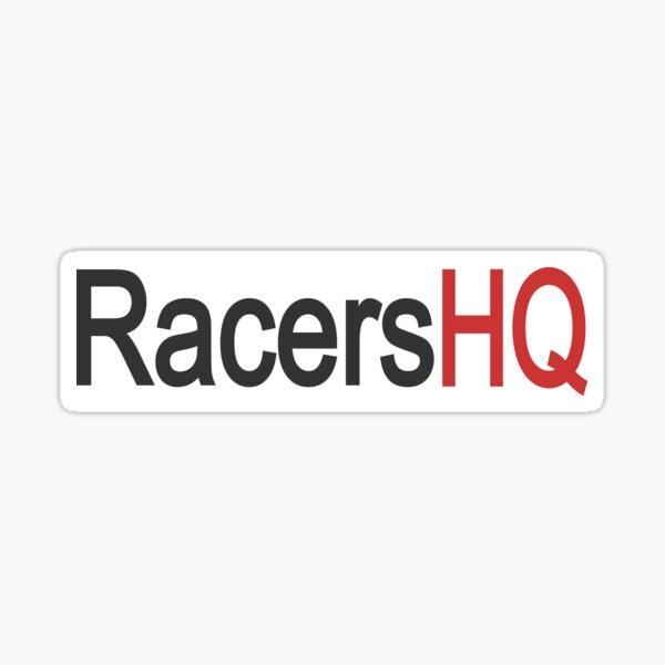 Racers HQ Sticker