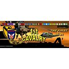 1st Cavalry -- 11th Air Assault  by woodywhip