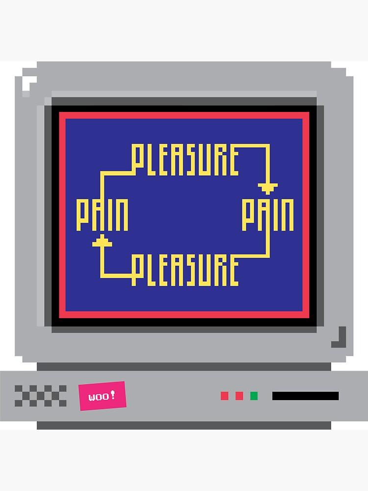 pleasure pain cycle by mavenmob