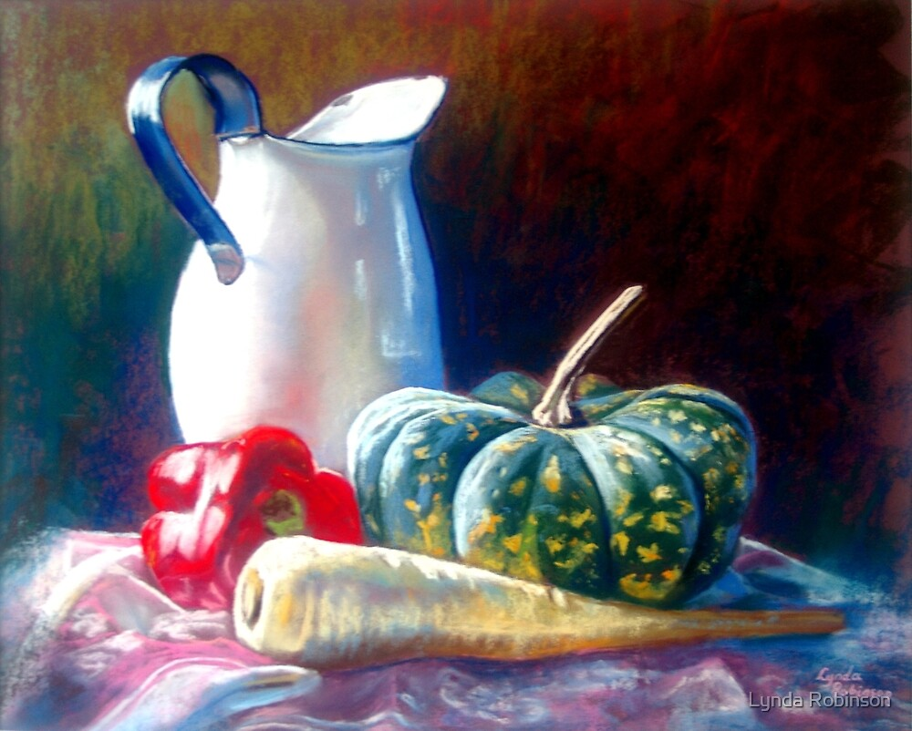 'Autumn Harvest ' by Lynda Robinson