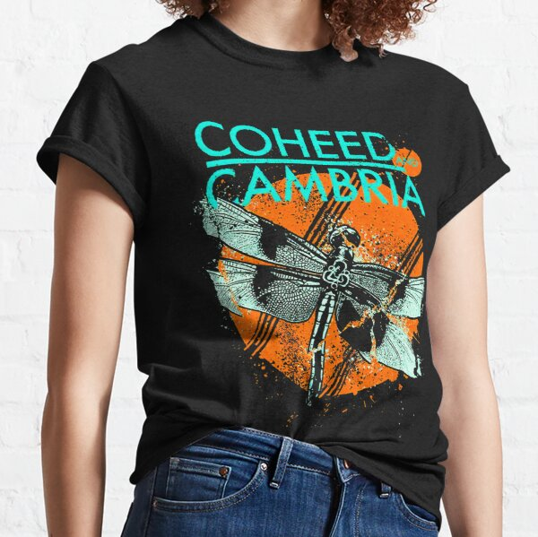 Coheed and Cambria Dragonfly Classic T-Shirt